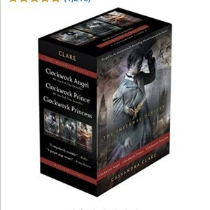 INFERNAL DEVICES COMPLETE SERIES: HARDCOVER